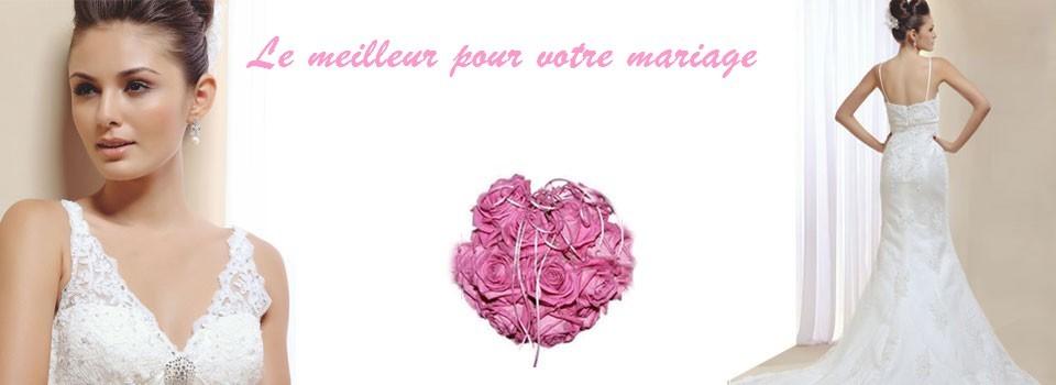 Site d'informations sur les robes de mariage