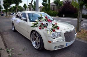 mariage voiture