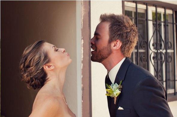 le marié ne doit pas voir la mariée